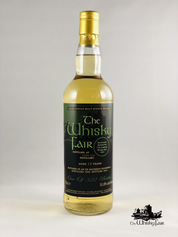 The Whisky Fair 12 Jahre 51,6% Alkohol