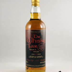 The Whisky Fair 27 Jahre 49,0% Alkohol