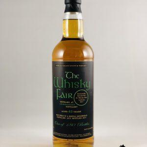The Whisky Fair 43 Jahre 50,5% Alkohol