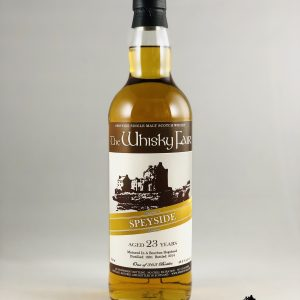 The Whisky Fair Speyside 23 Jahre 48,8% Alkohol